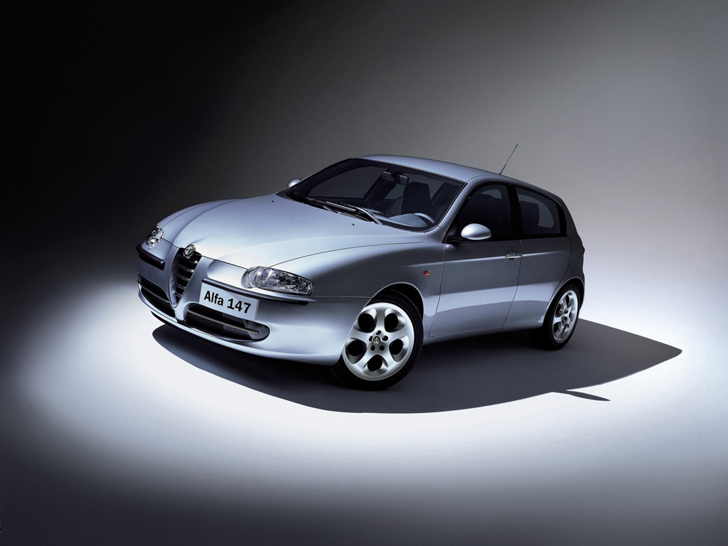 Alfa Romeo 147 Wallpaper