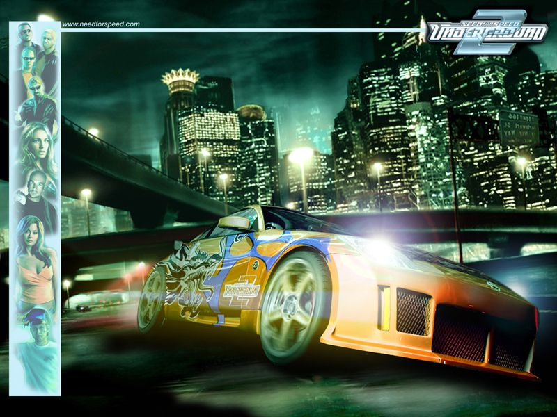 Nfs ser s wallpapers - Need for speed underground 1 wallpaper ...