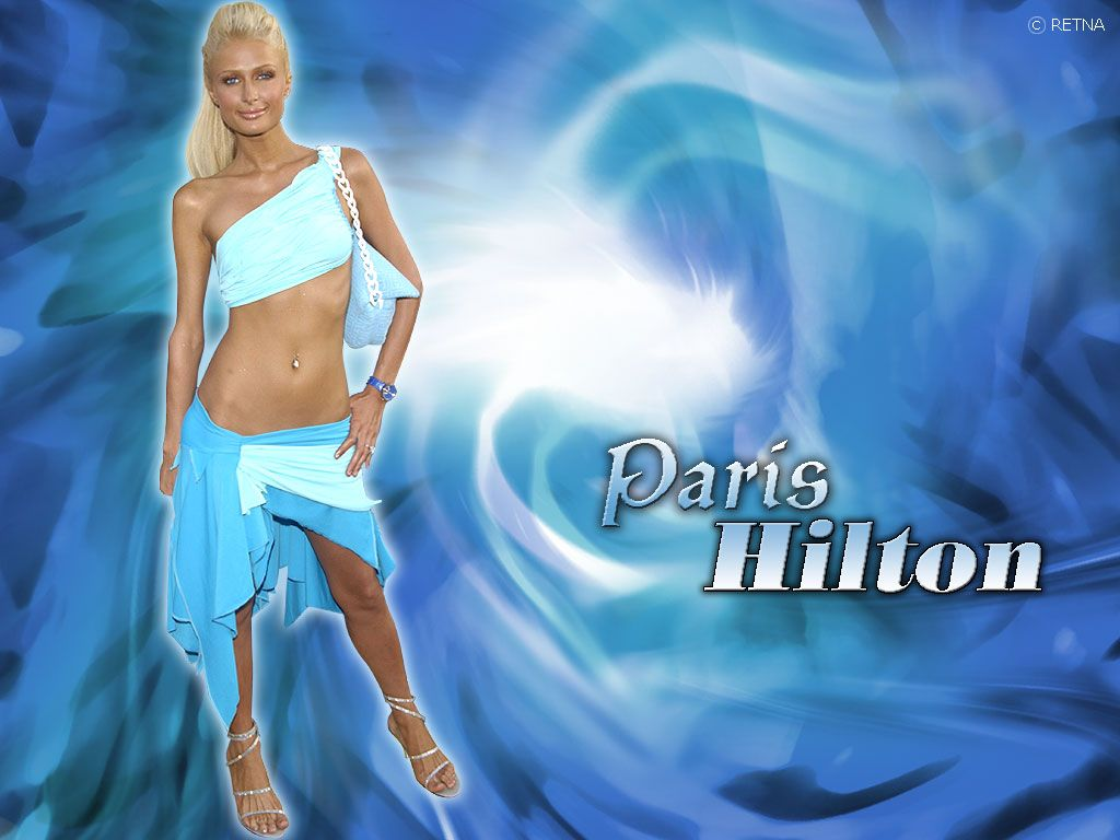 star Paris Hilton Wallpaper Celebrity